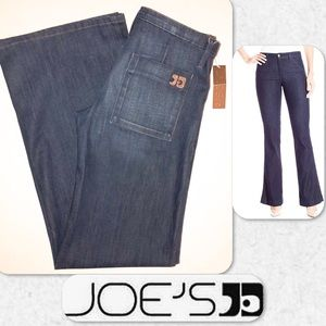 Joe's Jeans Highrise Slim Flare Jeans